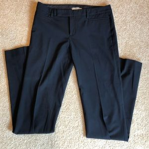 Gap $79 Black Wide Leg Trouser Pant Stretch Cotton Size 2p In Many Styles Pants Clothing, Shoes & Accessories